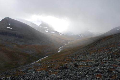 Vandretur i Lapland00032