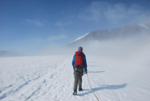 Björlings gletsjeren